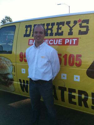 Dickey's opens in Temecula, California.  (PRNewsFoto/Dickey's Barbecue)