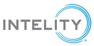 Intelity logo.