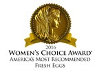 Women's Choice Award Names Eggland's Best America's Most Recommended Brand by Women