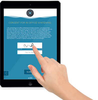iPad Software for Simplified Patient Check-in