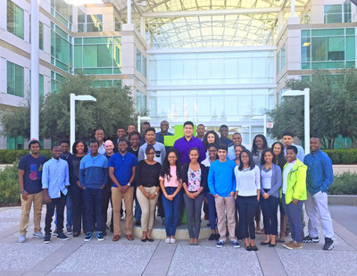 TMCF's 2015-16 Apple Scholars