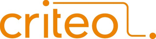 Criteo logo.  (PRNewsFoto/Criteo)