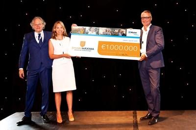 Mylan Donates 1 Million euros to the Princess Maxima Center for Pediatric Oncology