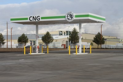 TruStar Energy, one of the nation's leading developers of compressed natural gas (CNG) fueling stations, is proud to announce the grand opening of a CNG fueling station for Rogue Disposal & Recycling, Inc.