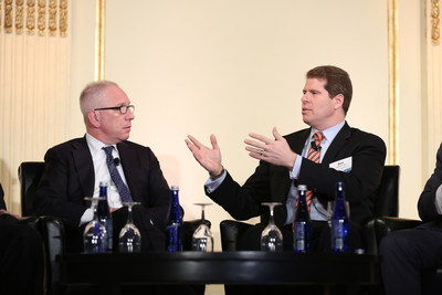 Sam Lieberman moderates panel at 13D Monitor's Annual Active Passive Investor Summit.