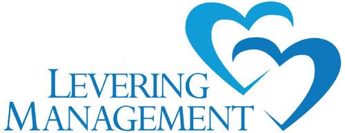 Levering Management Logo. (PRNewsFoto/COMS Interactive) (PRNewsFoto/COMS INTERACTIVE)