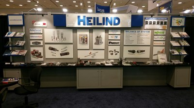 Heilind Exhibiting at Intersolar North America