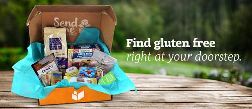 Send Me Gluten Free: Find Gluten Free Right at your Doorstep (PRNewsFoto/The Gluten Free Marketing Group)