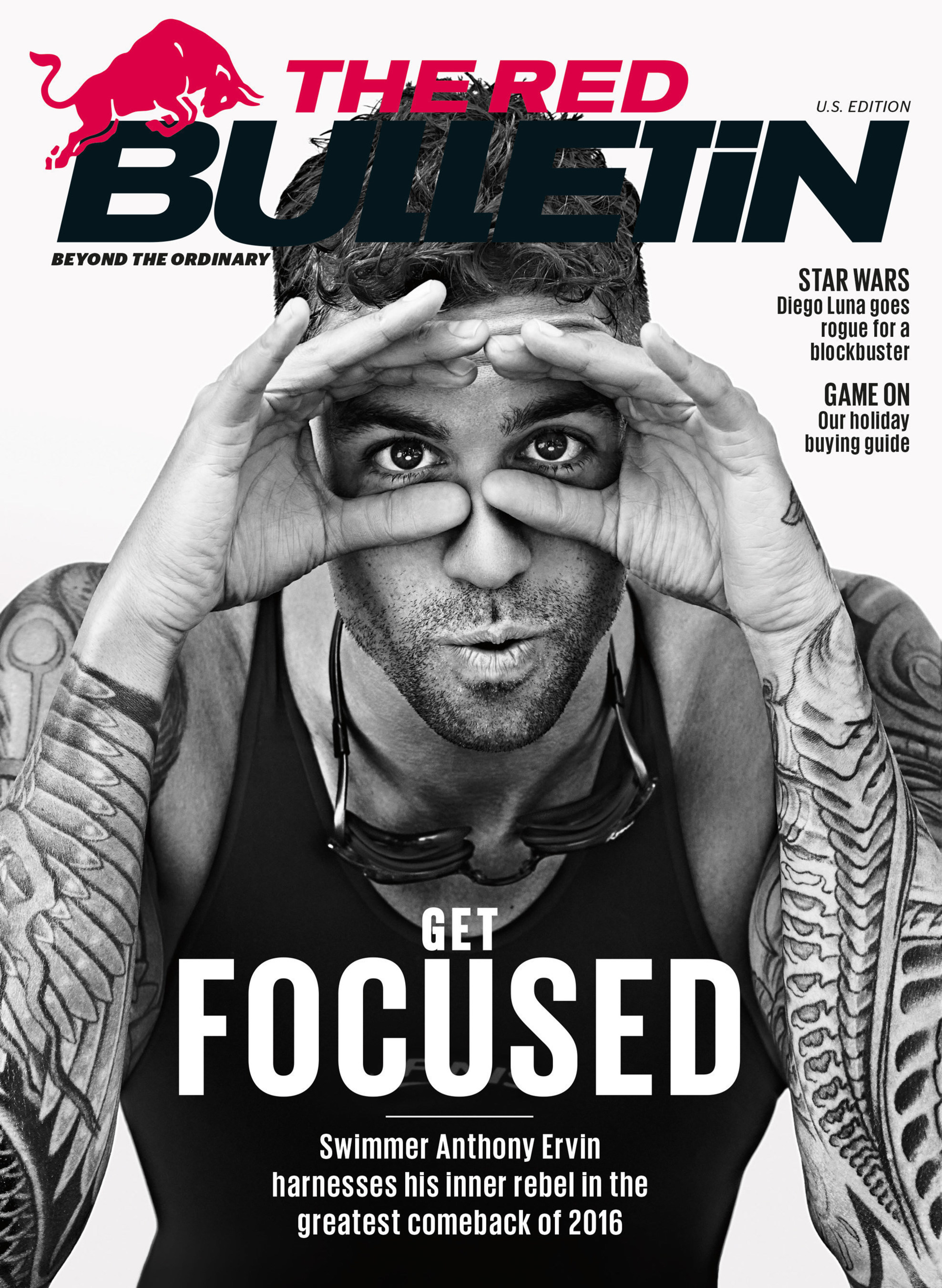 Red Bulletin, December 2016 issue