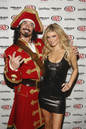 Captain Morgan Hosts 'Welcome to the Captain's World' Party in Las Vegas Honoring 'First Mate'