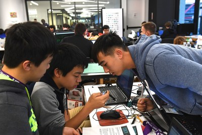 World's Largest Student Cyber Security Contest Names Winners