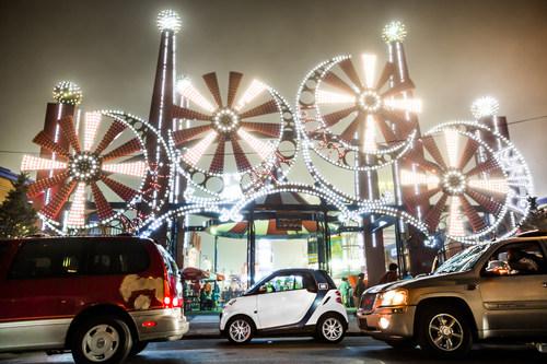car2go Heads to Brooklyn (PRNewsFoto/car2go North America LLC)