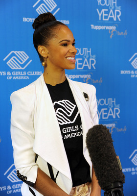 American ballet soloist Misty Copeland encourages young people to reach their full potential as National Youth of the Year Ambassador for Boys & Girls Clubs of America.  (PRNewsFoto/Boys & Girls Clubs of America)