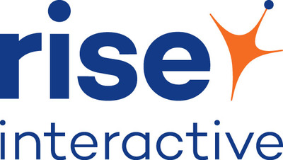 Rise Interactive is a digital marketing agency specializing in media, analytics, and customer experience. The agency's proprietary Interactive Investment Management approach uniquely helps clients see, shape, and act on opportunities that others cannot. Rise is a strategic partner, helping leading brands make smarter marketing investment decisions and create more relevant experiences for their customers. (PRNewsFoto/RISE INTERACTIVE)