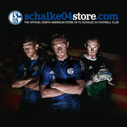 fc schalke 04 launches online store for fans in the u s. Black Bedroom Furniture Sets. Home Design Ideas