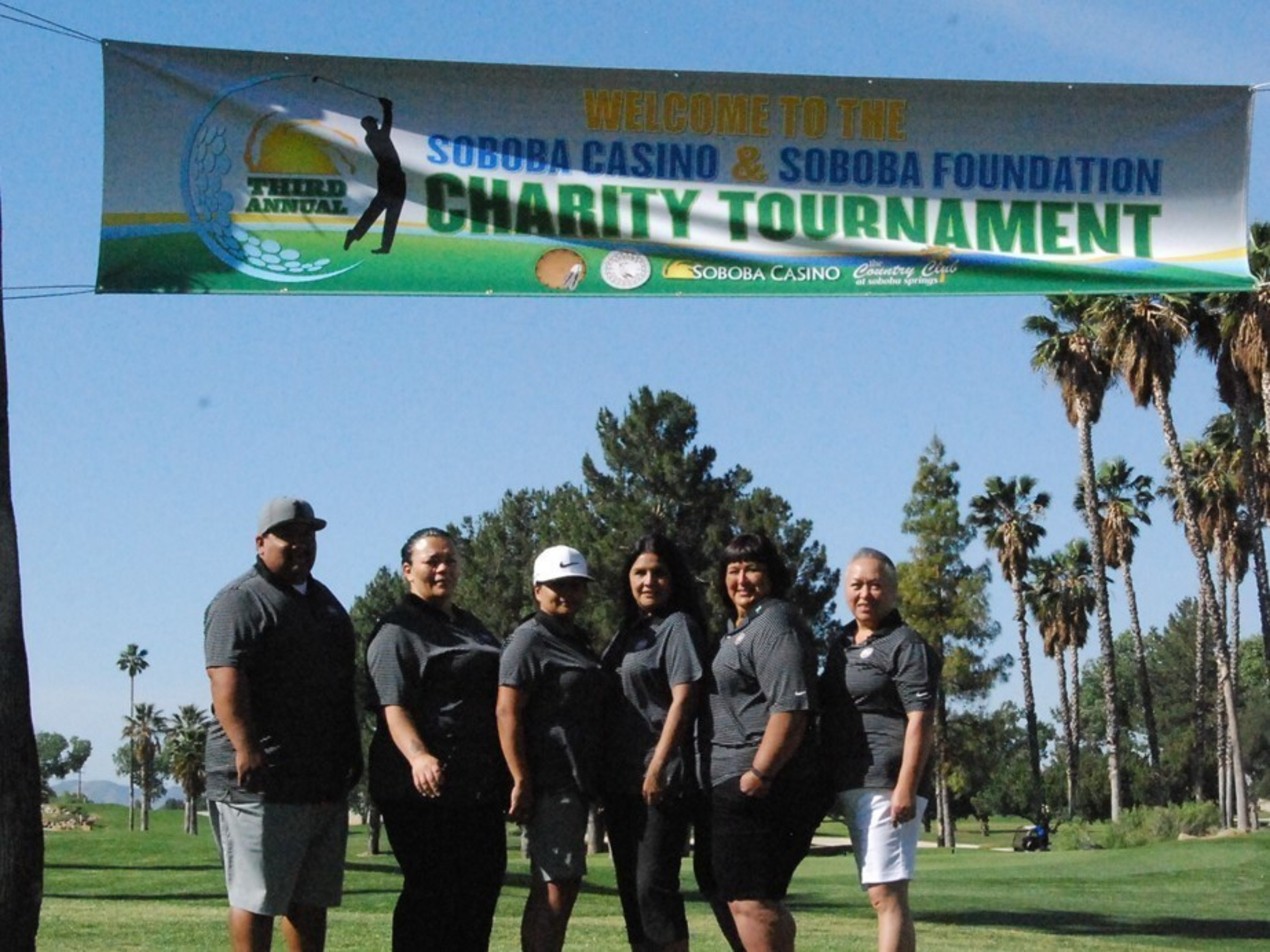 Soboba Raises Over $100,000 During Charity Golf Tournament