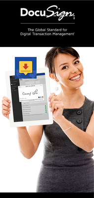 DocuSign® Sets The Standard For Ease Of Use And Secure Access With Touch ID On iOS 8