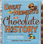 Chocolate's Sweet Journey Through Time Continues To Capture Our Imagination With New Book