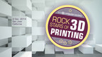 Rock Stars of 3D Printing will feature high-level discussions with well-known industry leaders, networking, and more. (PRNewsFoto/IEEE Computer Society)