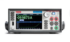The Keithley 2461 High Current SourceMeter SMU Instrument offers advanced capabilities for creating precisely-controlled 10 amp/100 volt, 1000 watt high-current pulses that minimize power device thermal effects and maintain device integrity. Its dual 18-bit high speed digitizers facilitate measuring actual device operation that can be graphically displayed right on the front panel for immediate analysis. Based on the successful 2450 and 2460 SMU platforms…
