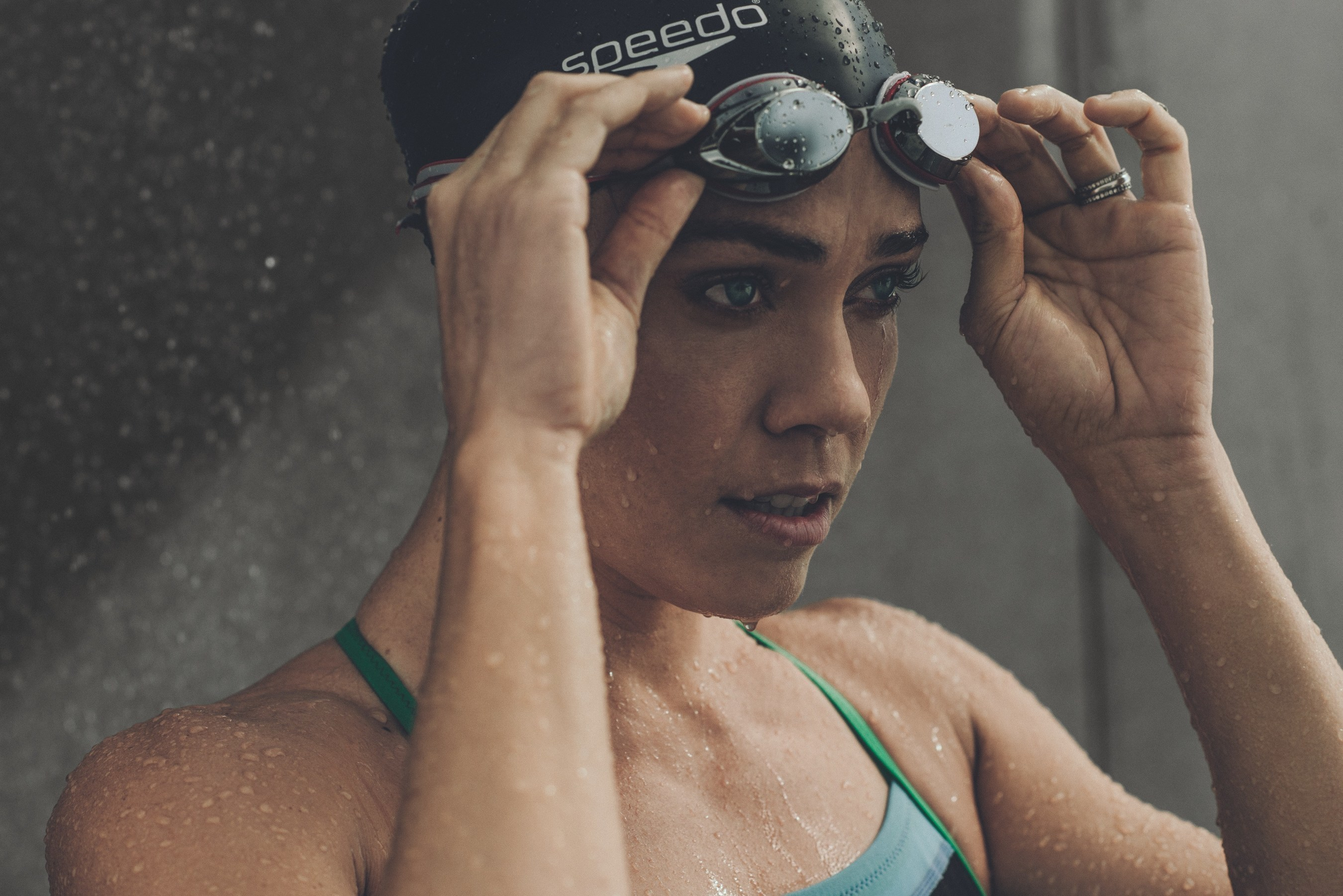 Natalie Coughlin and Other Champion Athletes Share Their Secrets on the Journey to Success, Including Snacking on Almonds