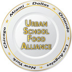 Urban School Food Alliance Logo.  (PRNewsFoto/Urban School Food Alliance)