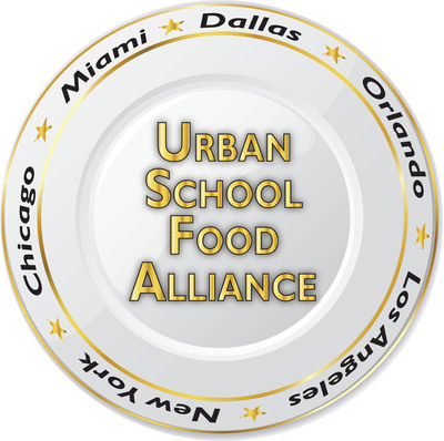 Urban School Food Alliance Logo. (PRNewsFoto/Urban School Food Alliance) (PRNewsFoto/URBAN SCHOOL FOOD ALLIANCE)