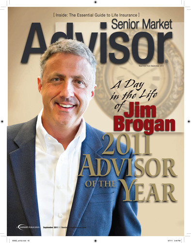 Knoxville's Jim Brogan Named National Advisor of the Year