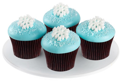 Cake Boss Cakes Let It Snow Cupcakes