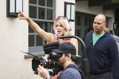 Behind the scenes of LOFT x Busy Philipps