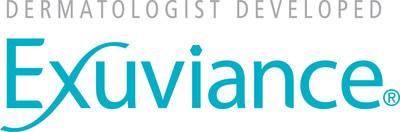 Exuviance logo (PRNewsFoto/NeoStrata Company, Inc.)