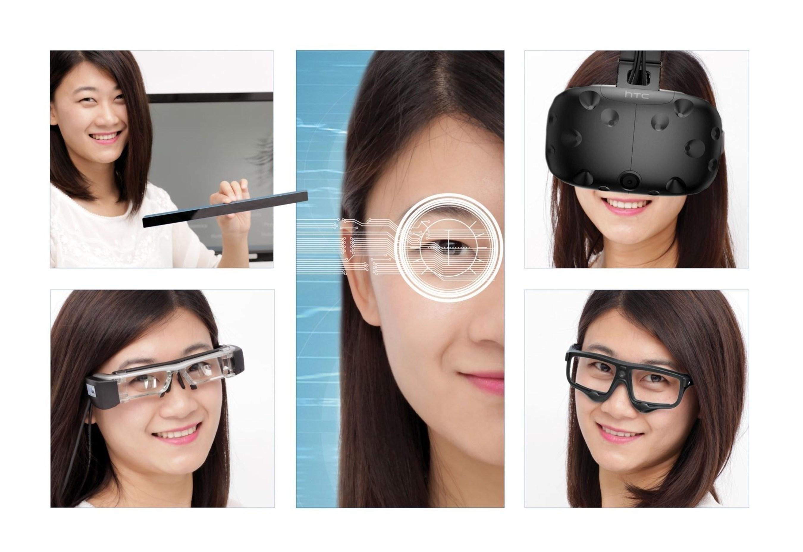 SMI Expands OEM Platform with Eye Tracking HTC Vive Developer Kit (PRNewsFoto/SensoMotoric Instruments GmbH)