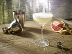 World Class cocktail - the Flapper Fizz (PRNewsFoto/Diageo Global Travel Western)