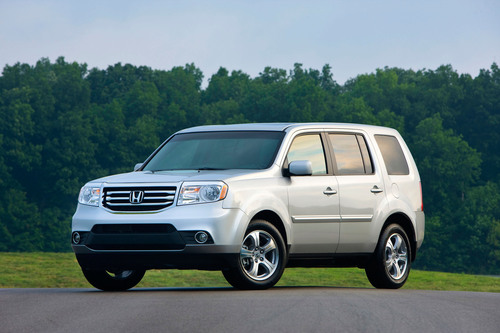 2013 Honda Pilot Features Standard Rearview Camera, Bluetooth®, USB Integration and Dramatic New