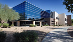 """W. P. Carey acquires an office building in Tempe, Arizona leased to Avnet, Inc. for $23 million. The facility is located at the hub of Arizona's high tech community in the ASU Research Park and serves as the group corporate headquarters for Avnet Technology Solutions. Avnet has recently sought permission to install solar panels on the roof and covered parking to improve energy efficiency and continue its commitment to operating a """"greener"""" facility. (PRNewsFoto/W. P. Carey Inc.) (PRNewsFoto/W. P. CAREY INC.)"""