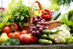 Vegetarian foods are beautiful and delicious. (PRNewsFoto/North American Vegetarian Socie)