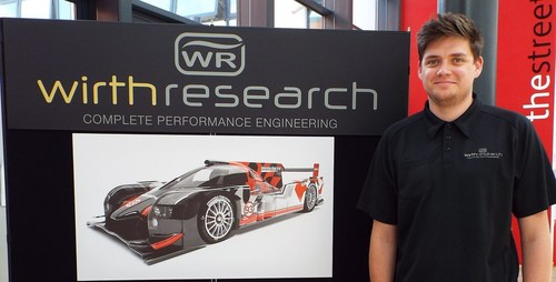 Wirth Research Investing in Engineering Skills Mechanical Engineering Award for Employee (PRNewsFoto/Wirth ...
