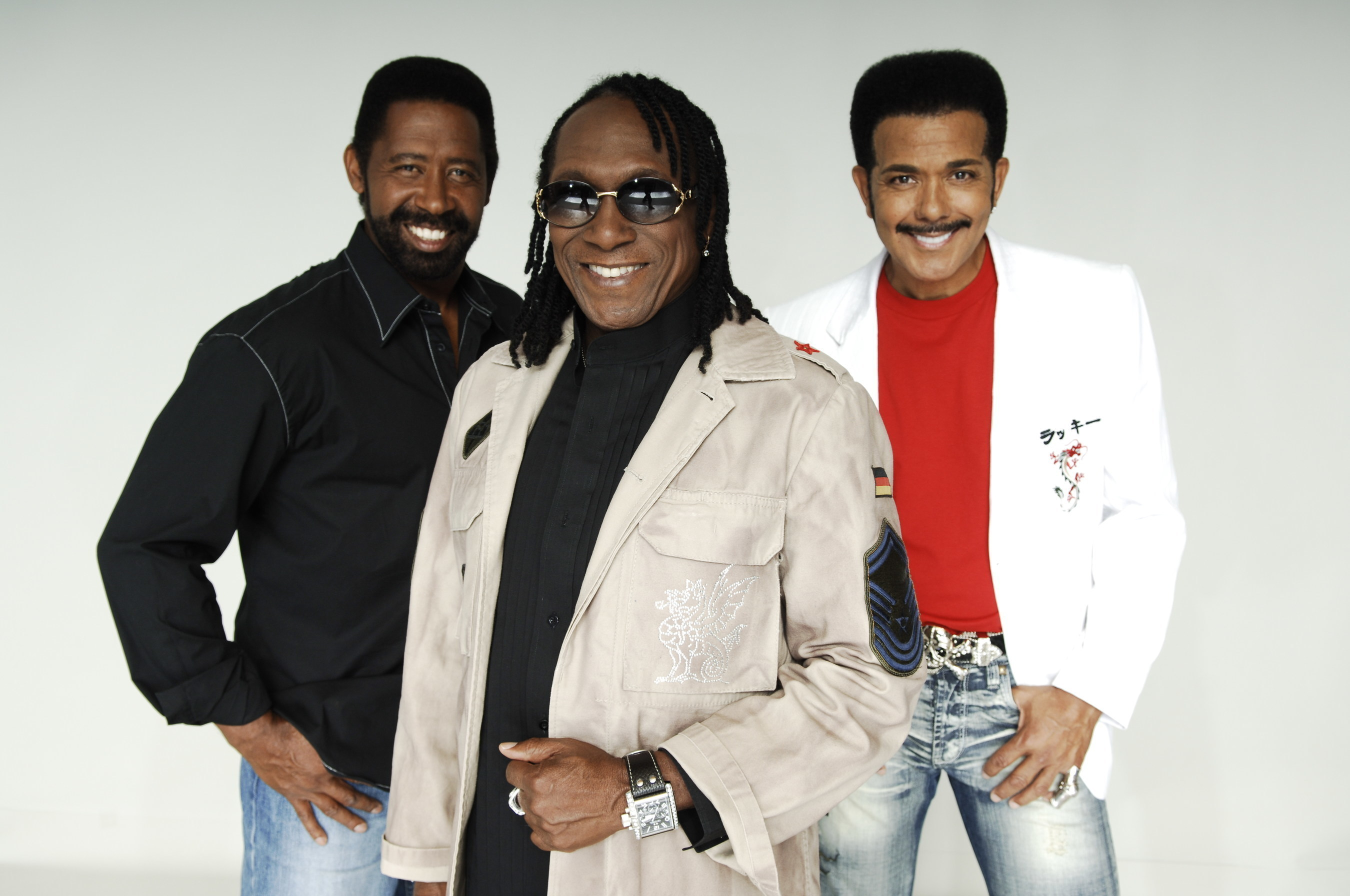 R&B & Pop Legends The Commodores Sign Worldwide Management Deal With 21st Century Artists, Inc.