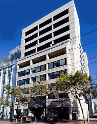 Laurus Corporation Completes Acquisition of Office Building in San Francisco's Market St.  (PRNewsFoto/Laurus Corporation)