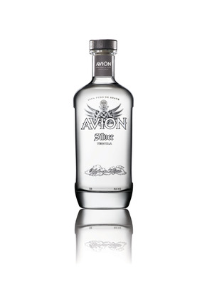 TEQUILA AVION WINS WORLD'S BEST WHITE SPIRIT AT THE 2012 SAN FRANCISCO WORLD SPIRITS COMPETITION.  (PRNewsFoto/Tequila Avion)