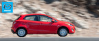 The 2014 Mazda2 is one of the vehicles currently available at Holiday Mazda in Fond du Lac Wis. (PRNewsFoto/Holiday Mazda)