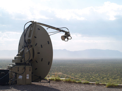 TCS' Tactical Transportable Troposcatter (3T) System