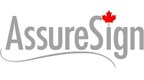 AssureSign Announces Opening of Data Centers in Canada