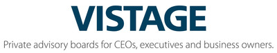 Private advisory boards for CEOs, executives and business owners. (PRNewsFoto/Vistage International)