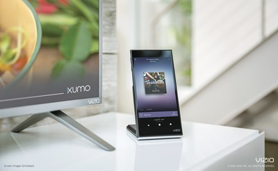 VIZIO Announces Addition of XUMO to VIZIO SmartCast App Experience. Users Can Easily Search and Cast XUMO's Premier Live and Video-On-Demand Content Directly From the VIZIO SmartCast App.
