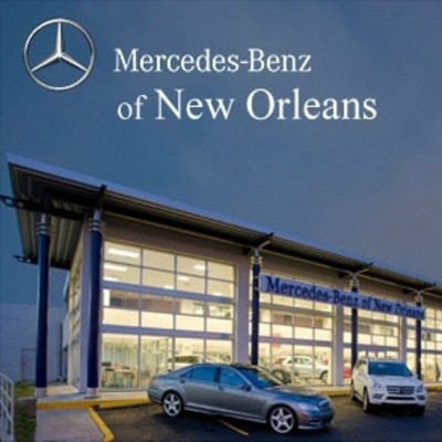 Mercedes-Benz of New Orleans stocks new and used cars in New Orleans.  (PRNewsFoto/Mercedes-Benz of New Orleans)