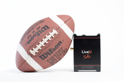 LiveU, the pioneer and leader in IP-based live video services and broadcast solutions, will exhibit its new plug-and-play live streaming bonded solution, LiveU Solo, for the first time in the United States.