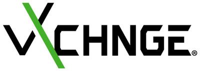vXchnge Logo (PRNewsFoto/vXchnge)