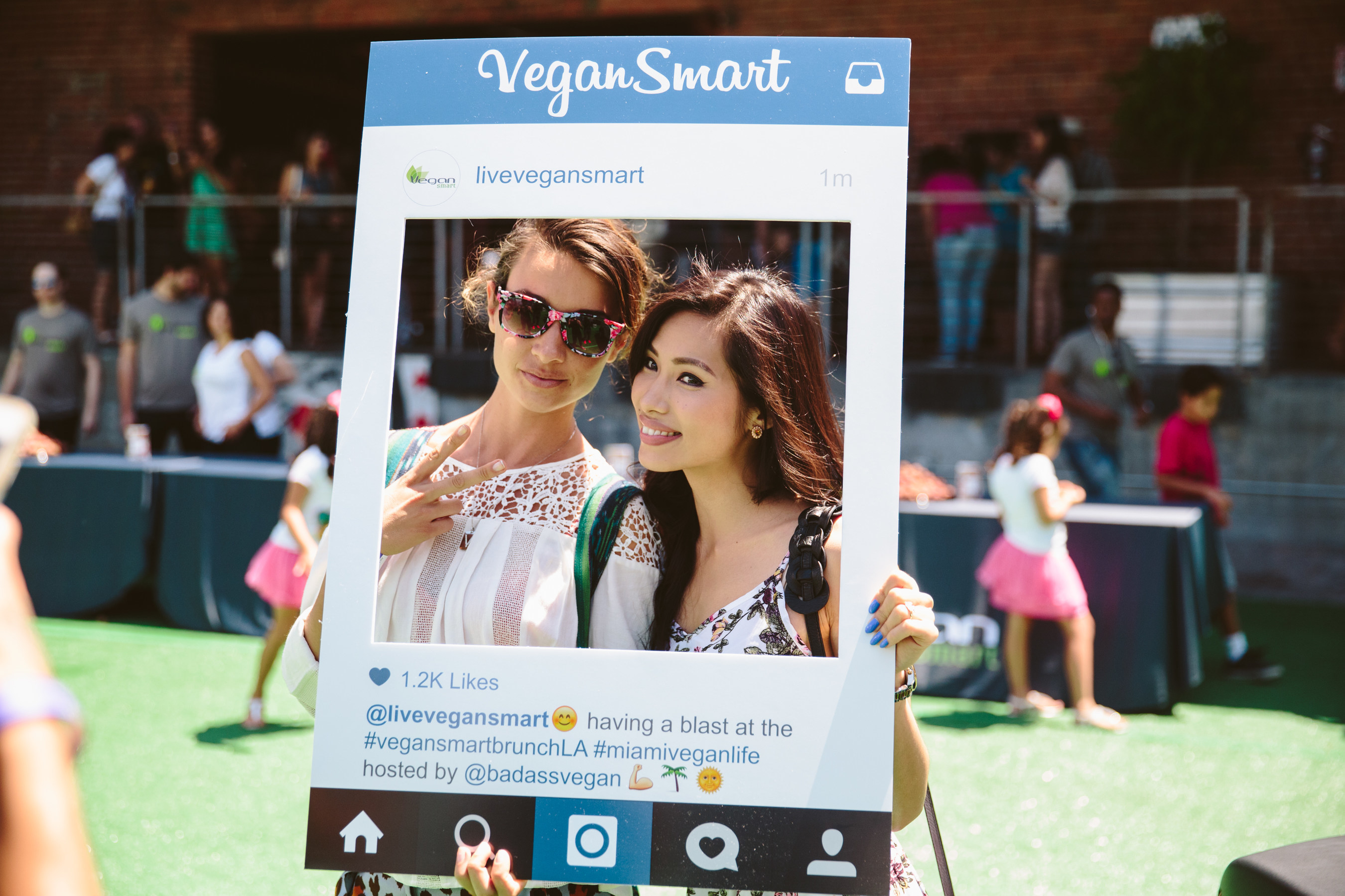 VeganSmart Helps to Spread the Vegan Word with Series of Fun Brunch Events
