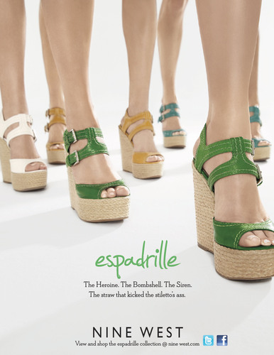 Must-Have Shoe This Season - The Espadrille